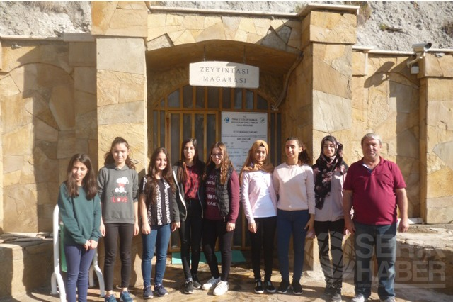 Atatürk Anadolu Lisesi'nde Çevreyi Tanıma Gezisi