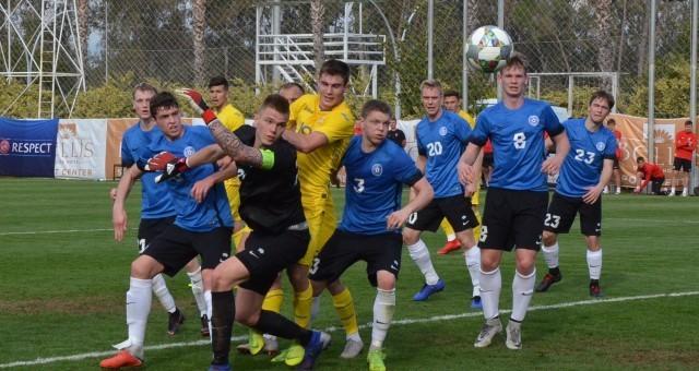 U21 Milli Takımlar Antalya Cup 2019 Başladı