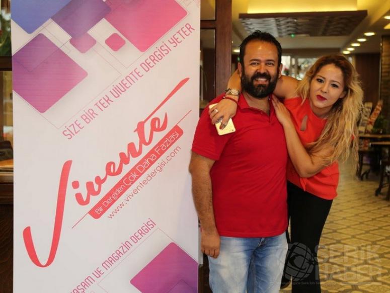 Vivente Dergisi 17. Sayı Kutlaması