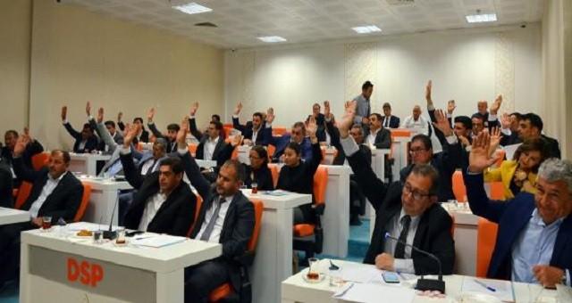 Serik Belediyesi'nde İlk Meclis Toplantısı Yapıldı