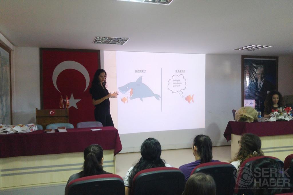 Serik Anadolu Lisesi, Derin Nefes aldı