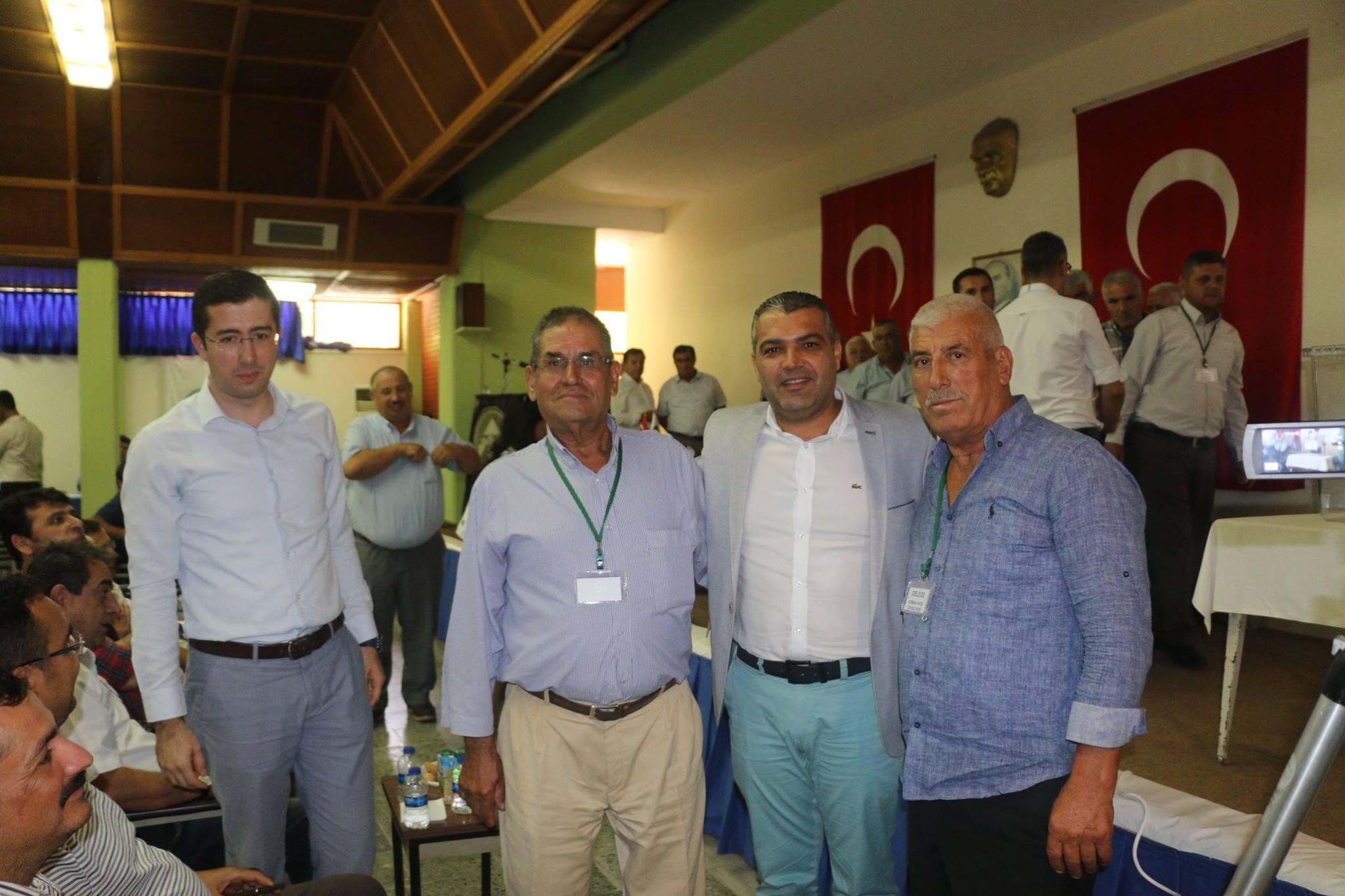 Antbirlik Yönetim Kurulu Başkanı Mustafa Yavuz Oldu