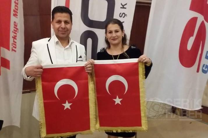 Avşar Çifti Serik'in Gururu Oldu