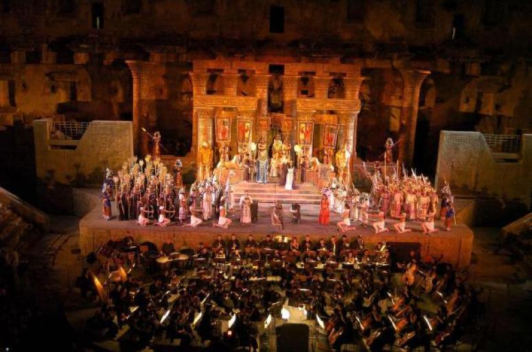 22. Uluslararası Aspendos Opera ve Bale Festivali Başlıyor