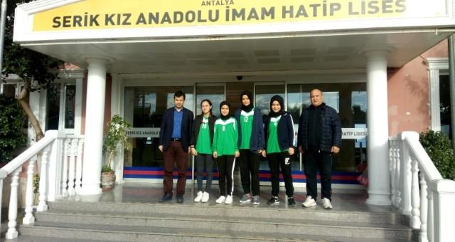Antalya Sporuna Damga Vurdular
