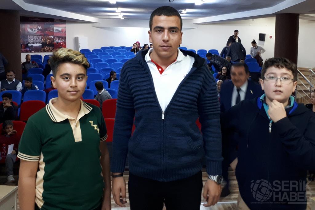 Demokrasi Eğitimi ve Okul Meclisleri ilçe temsilciliği seçimi yapıldı