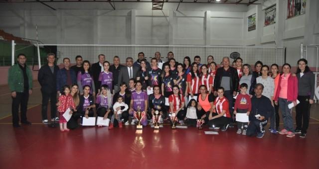 Şampiyon Mehmet Akif Oldu