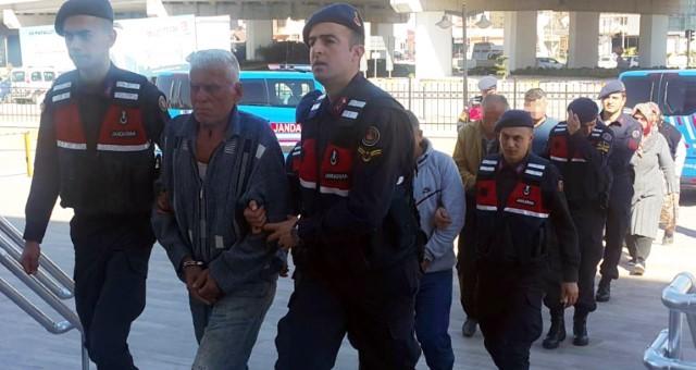 Arazi Kavgası Cinayetinde Cinayet Zanlısı Tutuklandı