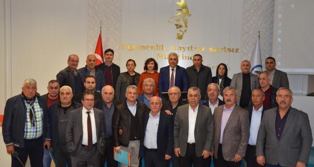 Serik Belediyesi'nin Görev Süresindeki Son Meclis Toplantısı Yapıldı