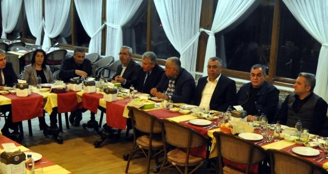 Başkan Çalık Meclis Üyeleriyle Buluştu