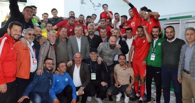 Serik, Muğla'yı 3-1'lik Skor İle Geçti