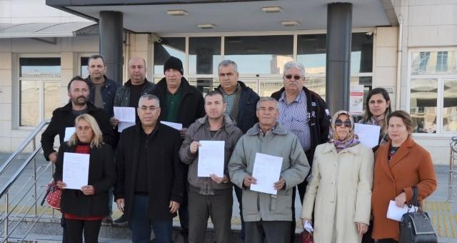 Serik'te İYİ Parti'den İstifa