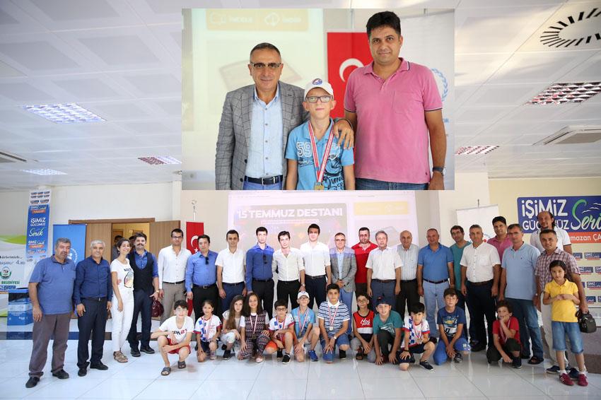15 Temmuz Şehitleri Anma Satranç Turnuvası