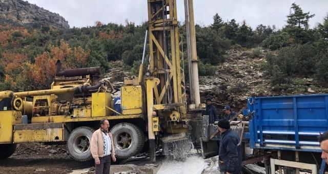 ASAT İbradı'da Yeni Kaynaklar Buldu