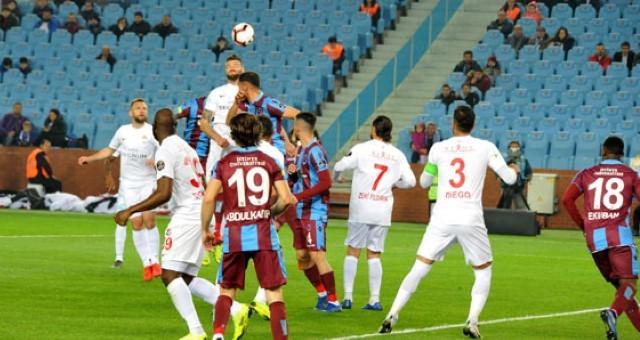 MAÇ SONUCU | Trabzonspor 4-1 Antalyaspor (Özet)