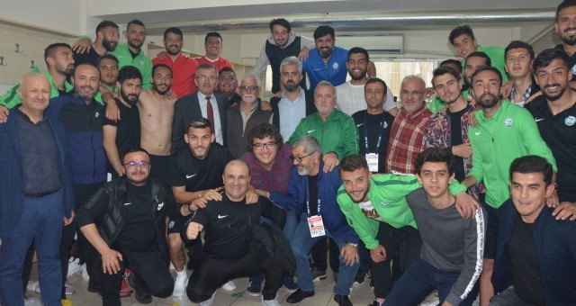 Serik Play-Off Biletini Aldı
