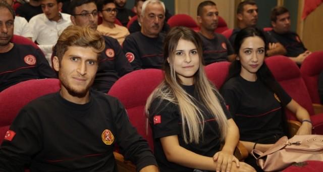 Antalya'da gönüllü itfaiyecilik dönemi başlıyor
