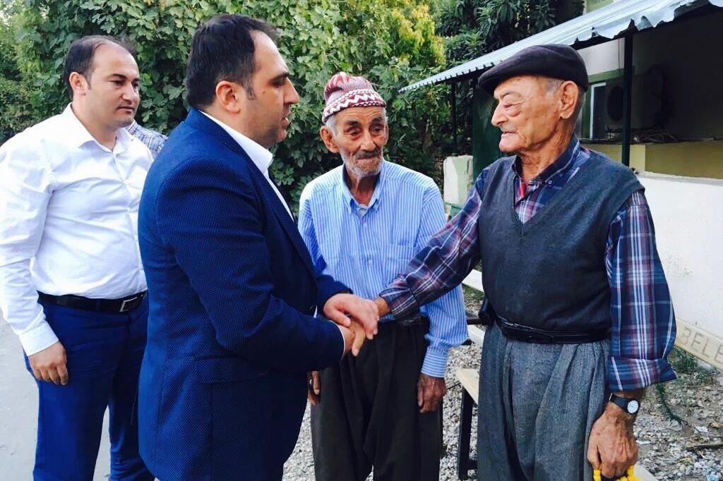 Aksoy; Köylerimiz çok geri kalmış