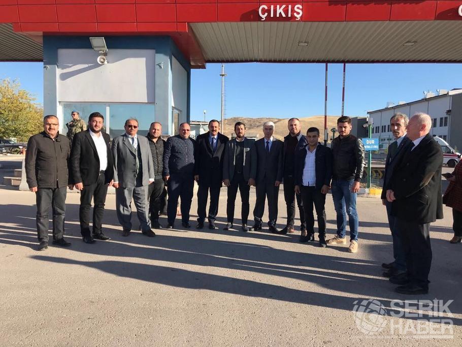 Ak Parti Serik, Fetö Çatı Davasının Takipçisi