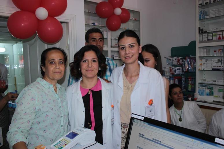 Yeni Sağlık Eczanesi Açıldı