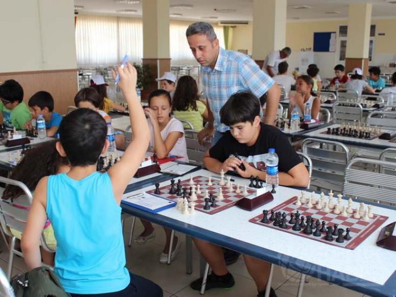 2016 Serik Denizcilik Ve Kabotaj Bayramı Satranç Turnuvası
