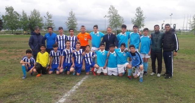 Serik Okul Sporları Futbol Başladı