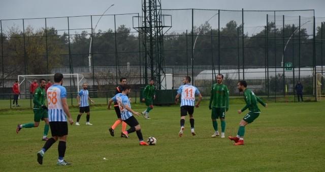 Serik Belediyespor – Pazarspor: 3-2
