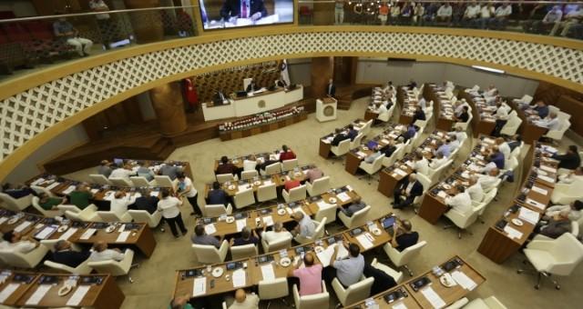 Çalkaya Planları Büyükşehir Meclisi'nde onaylandı