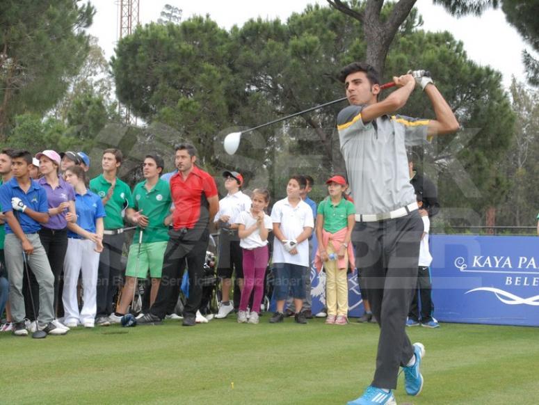 Serikli Gençler Gençlik Haftasında Golf Turnuvasında Yarıştı