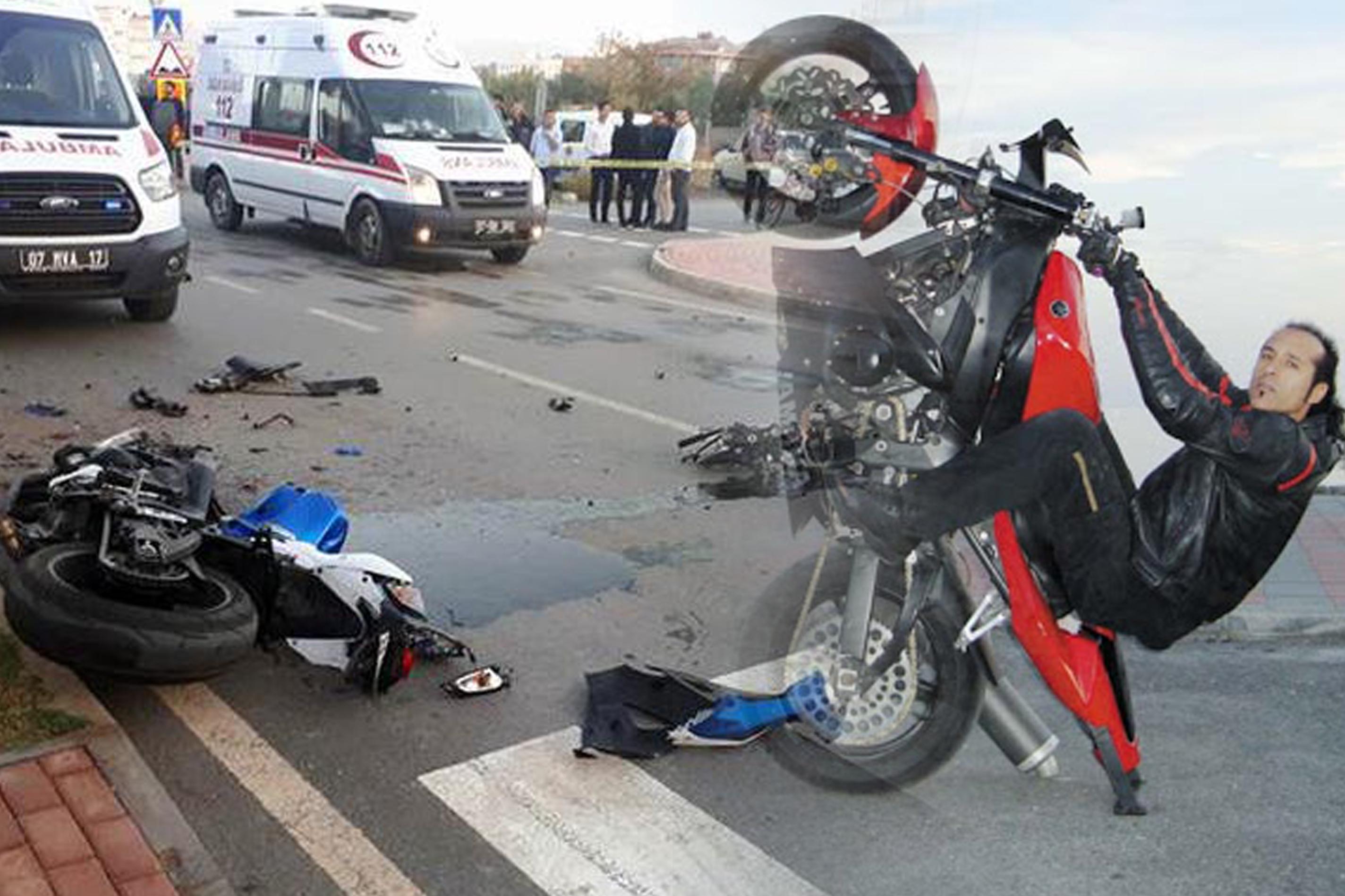 'Tek Teker Arif' motosiklet kazasında öldü