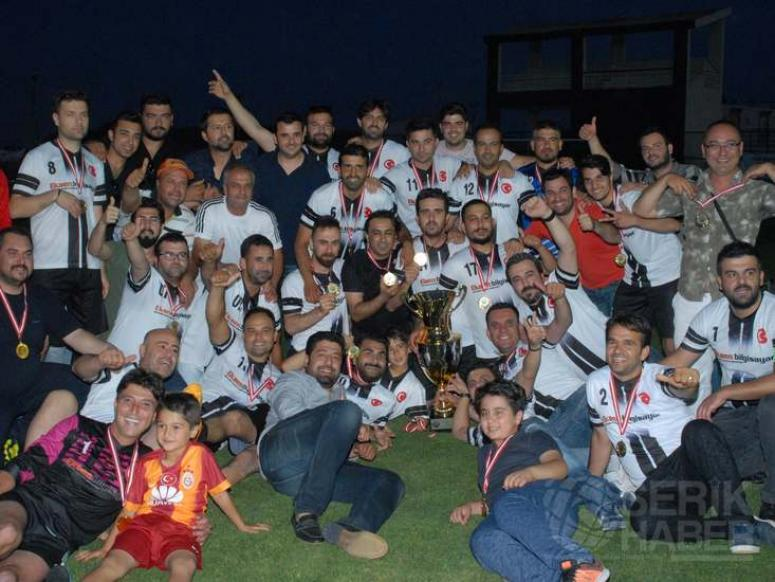 Serik'in Şampiyonu Eksenspor
