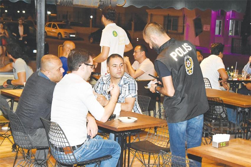 Antalya'da Huzur Uygulaması