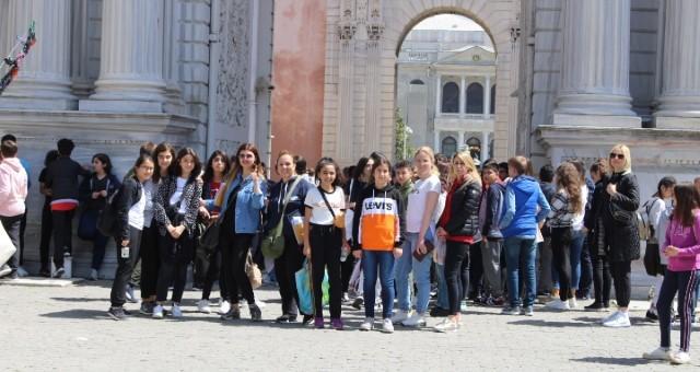 Yükselişten İstanbul'a Kültür Gezisi