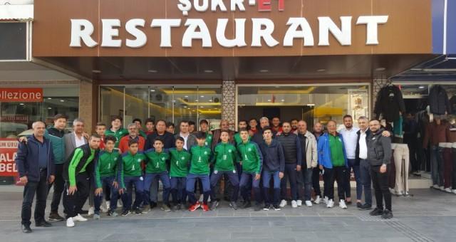 Serik Belediyespor Antalya Şampiyonu Oldu