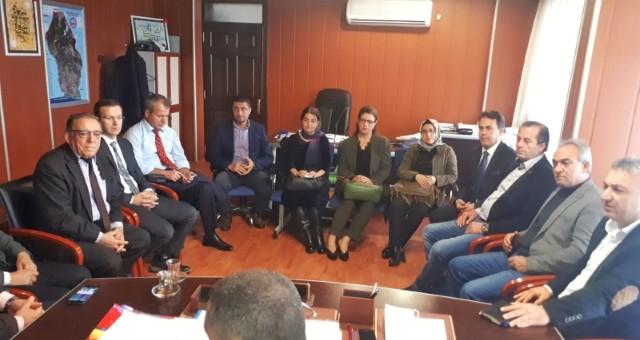 Mesleki ve Teknik Okul Yönetim Kurulu Toplantısı Yapıldı