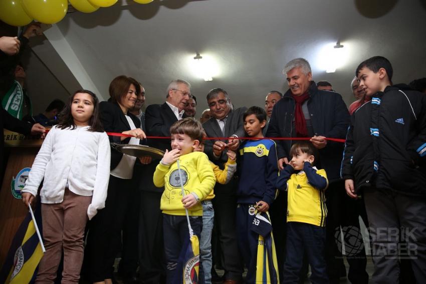 Fenerbahçe'den Tekeli'ye Basketbol Potası