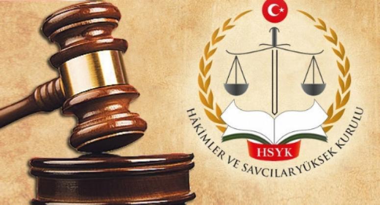 Serik'te 3 Savcı 1 Hâkim açığa alındı