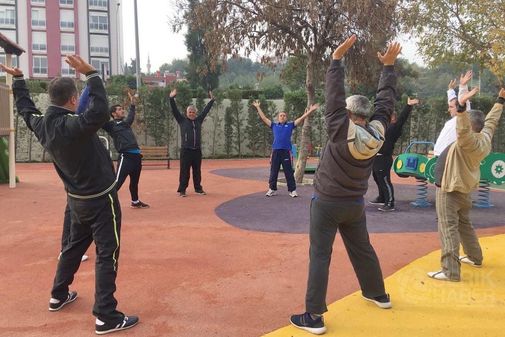 Sağlıklı Yaşam İçin Spor
