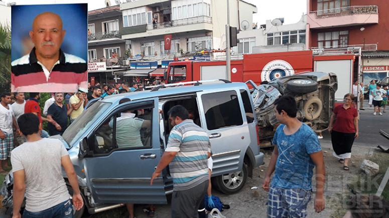 Feci Kazada 3 Yaralı, 1 Ölü