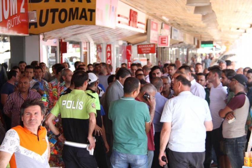 Serik'te Turistleri Taşıma Gerginliği