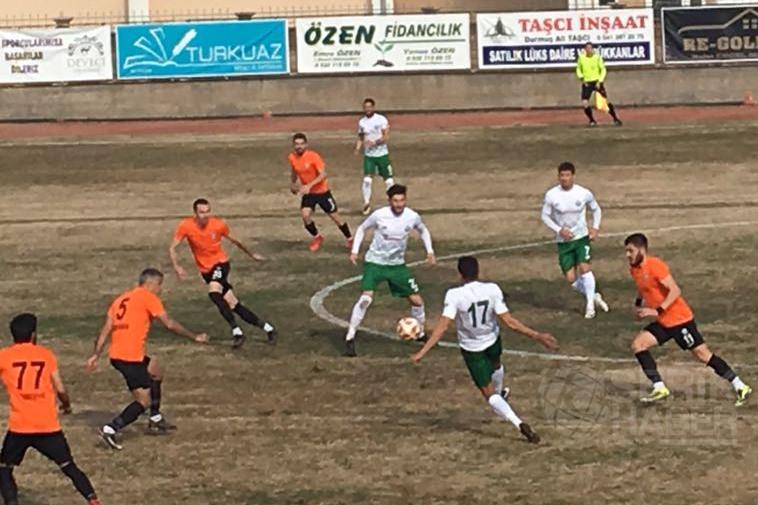 Lider Serik, ilk mağlubiyetini Mut'tan aldı: 2-0