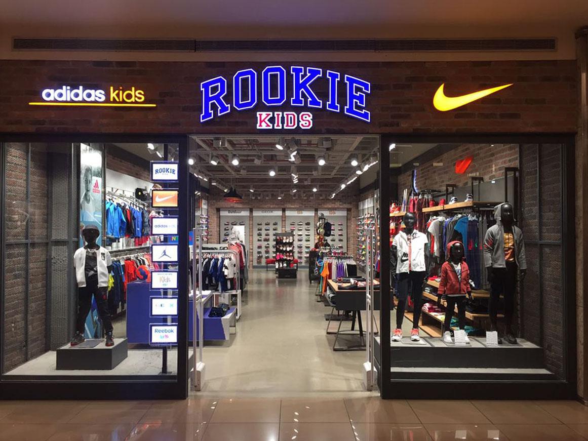 Rookie, Spor Ürün Yelpazesiyle Çocuklara Spor Yapma Özgürlüğü Sağlıyor!