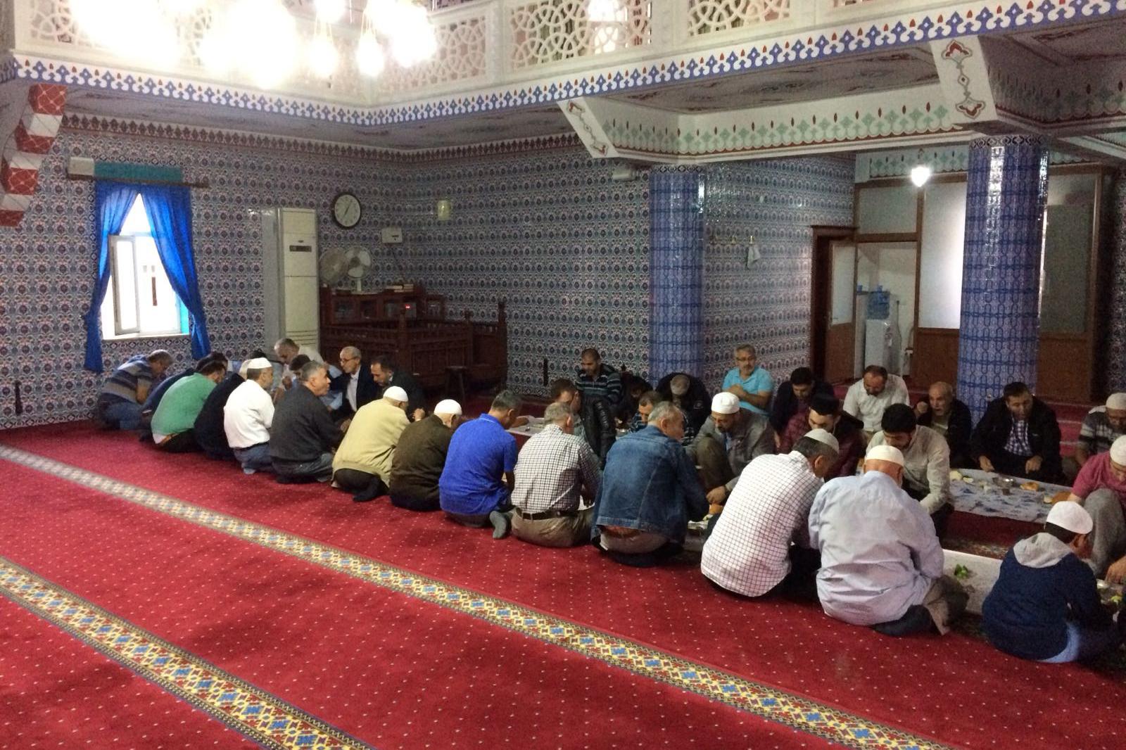 Camiler ve Din Görevlileri Haftası Sabah Namazı Buluşması