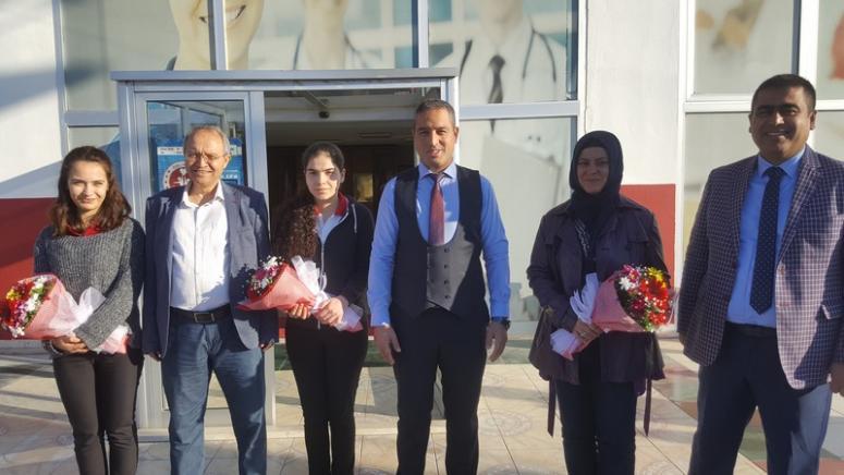 Aksu Yedisu Tübitak Proje Yarışmasında Türkiye Yarı Finalinde