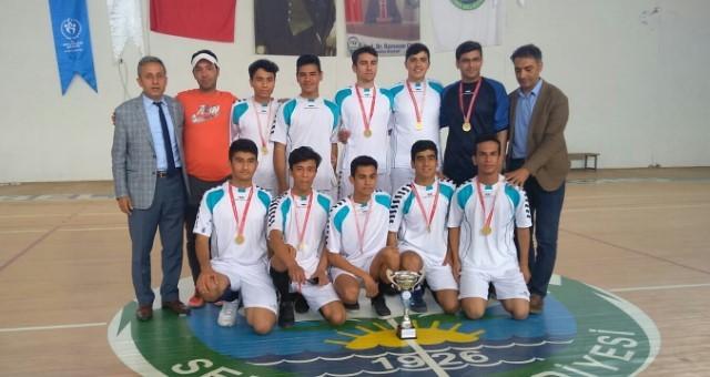 Serik'te Futsal Heyecanı Sona Erdi