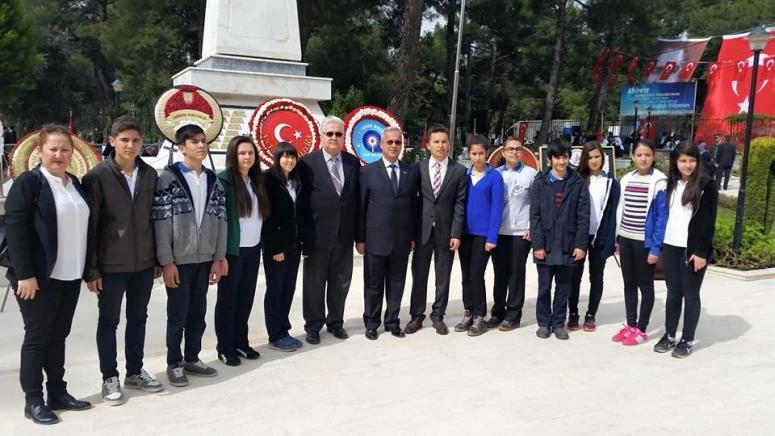 Özel Anadolu Hastanesi Mesleki ve Teknik Anadolu Lisesinde 18 Mart Çeşitli Etkinliklerle Kutlandı