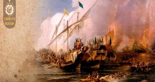 Deniz Kuvvetleri Günü – Preveze Zaferi (Barbaros Günü)