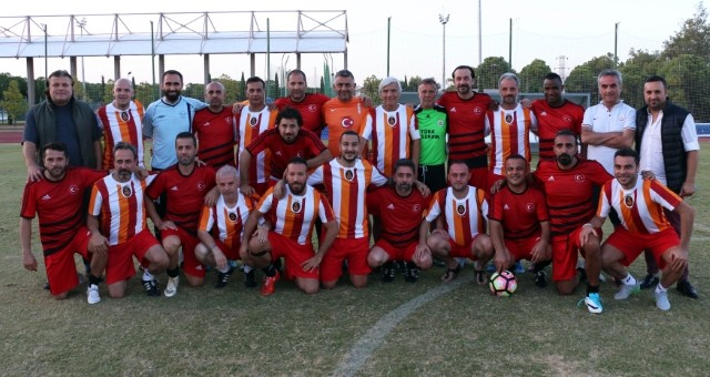 Efsaneler 4'üncü kez Antalya'da buluşuyor