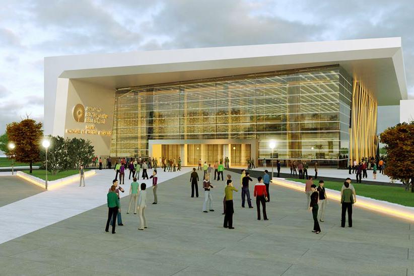Serik'e modern kültür merkezi