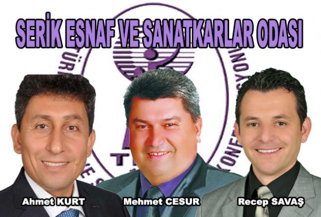 ESNAF ODASI SEÇİMLERİ OCAK'TA